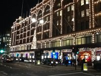 Inghilterra London Disney Harrod's
